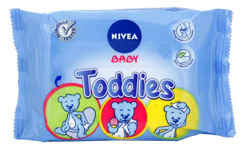 Nivea Baby Toddies Reinigingsdoekjes voor Kinderen