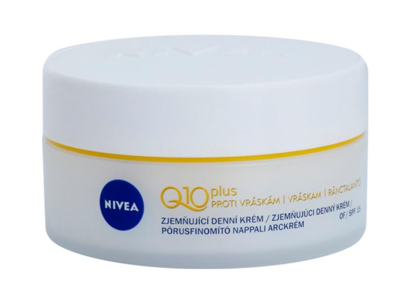 Nivea Visage Q10 Plus denní krém pro smíšenou pleť