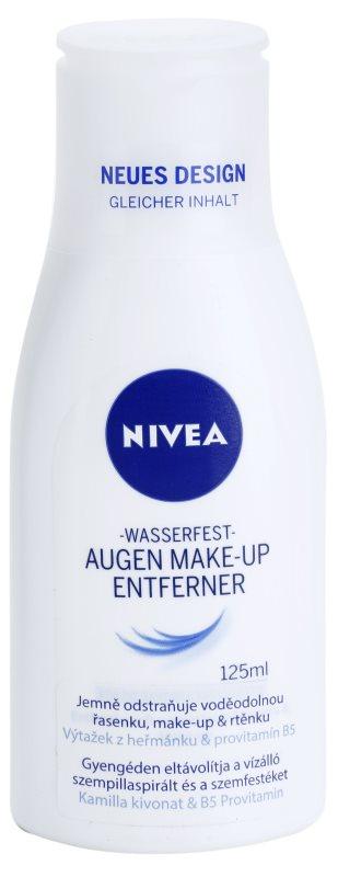 Nivea Visage Augen Make-up Entferner