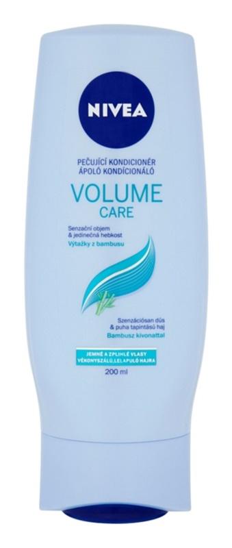 Nivea Volume Sensation acondicionador para aumentar volumen