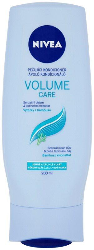 Nivea Volume Sensation condicionador para aumentar o volume