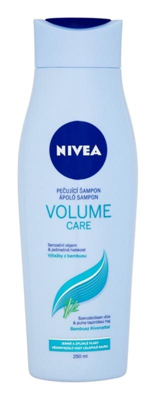 Nivea Volume Sensation шампунь для збільшення об'єму