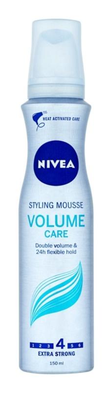 Nivea Volume Sensation пяна втвърдител за увеличаване на обема