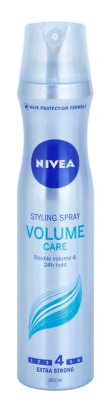 Nivea Volume Sensation lak za lase za povečanje volumna
