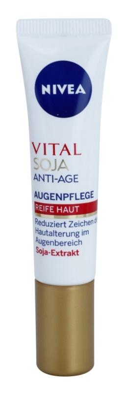 Nivea Visage Vital Multi Active oční krém proti vráskám
