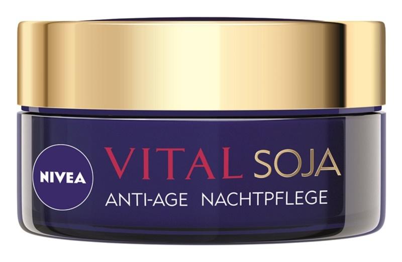 Nivea Visage Vital Multi Active nočný krém proti vráskam