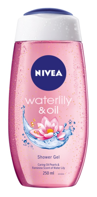 Nivea Waterlily   Oil Energizing Shower Gel. 250 ml 85ca94c34295