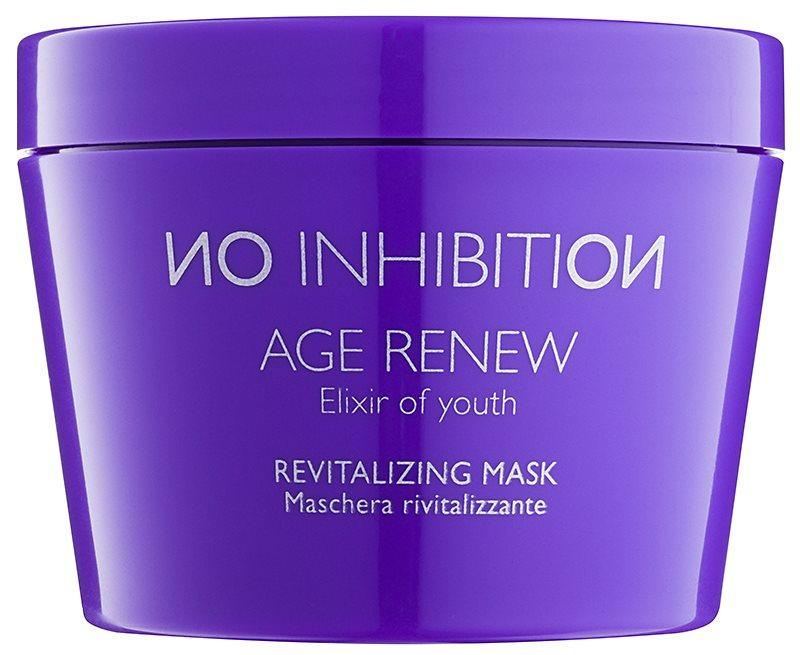 No Inhibition Age Renew revitalizačná maska na vlasy