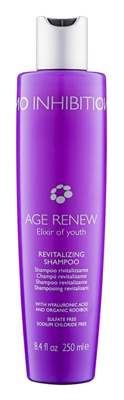 No Inhibition Age Renew revitalisierendes Shampoo