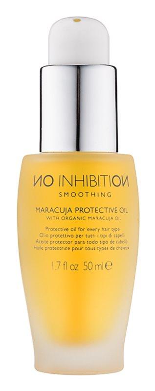 No Inhibition Smoothing olio di maracuja protettivo per tutti i tipi di capelli
