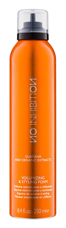 No Inhibition Styling schiuma modellante volumizzante