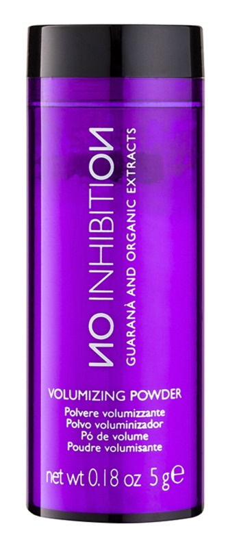 No Inhibition Styling Mattifying Volumising Powder For Hair