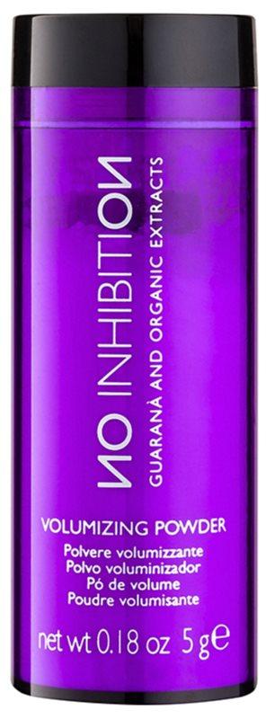 No Inhibition Styling pós matificantes para dar volume para cabelo