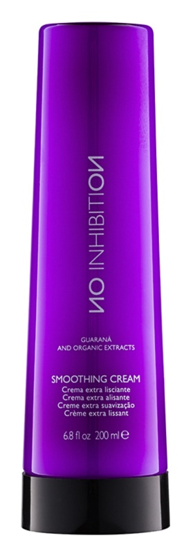 No Inhibition Styling crema alisado para cabello
