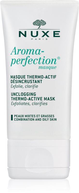 Nuxe Aroma-Perfection čisticí maska pro mastnou a smíšenou pleť