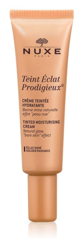Nuxe Éclat Prodigieux tónovací hydratačný krém
