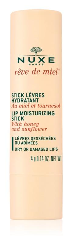 Nuxe Rêve de Miel baume à lèvres en stick