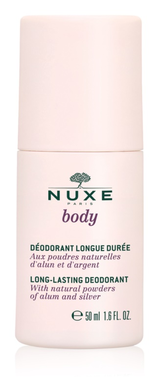 Nuxe Body Long - Lasting Roll - On Deodorant