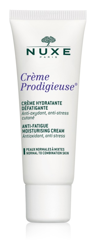 Nuxe Crème Prodigieuse krem nawilżający do cery normalnej i mieszanej