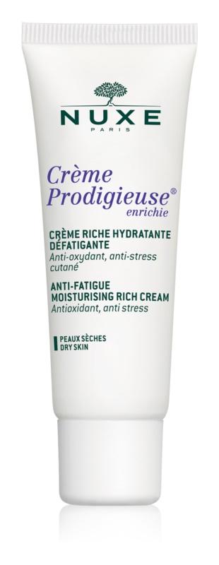 Nuxe Crème Prodigieuse krem nawilżający do skóry suchej