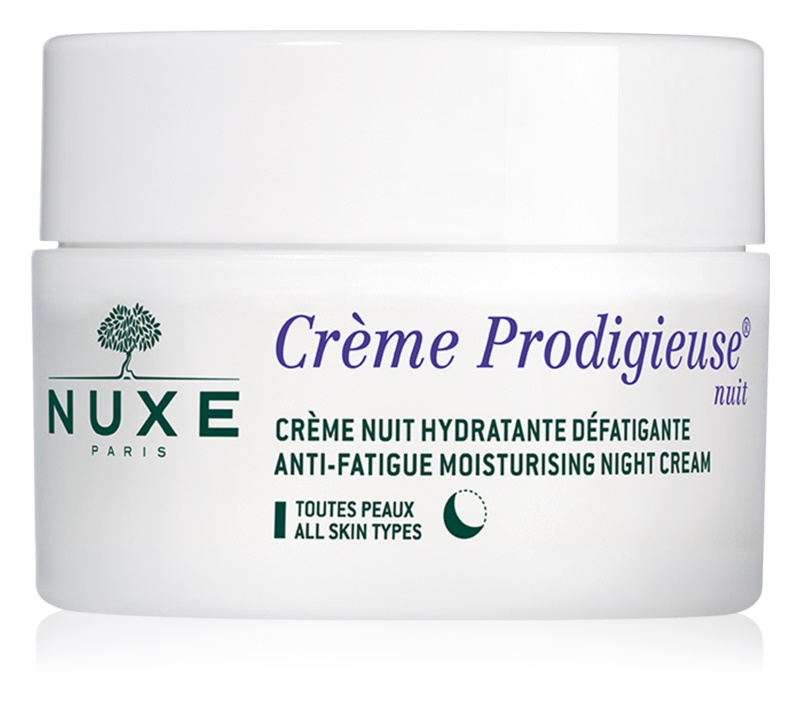 Nuxe Crème Prodigieuse Creme Prodigieuse Anti - Fatigue Moisturizing Cream Night Cream For All Types Of Skin