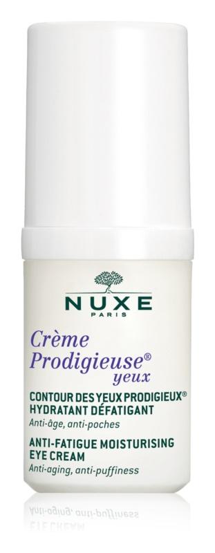 Nuxe Crème Prodigieuse crème nourrissante et hydratante yeux