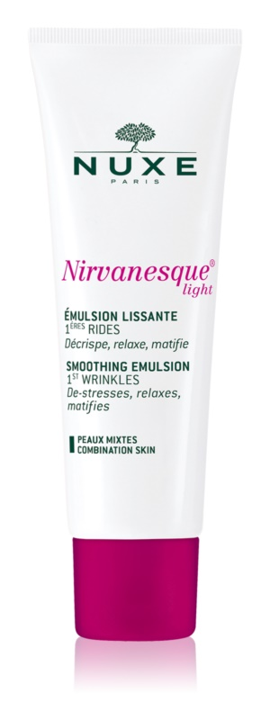 Nuxe Nirvanesque Emulsion For The First Wrinkles For Mixed Skin