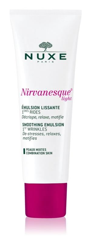Nuxe Nirvanesque Emulsion für erste Falten für Mischhaut