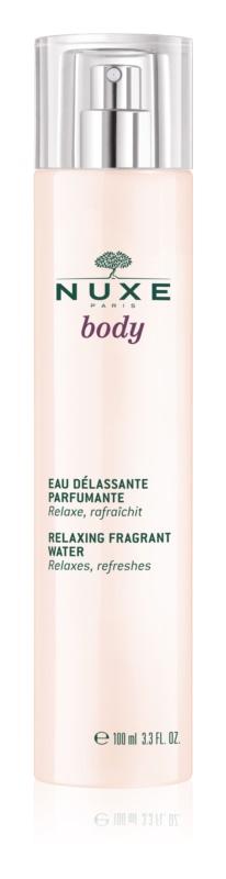 Nuxe Body Apa parfumata pentru relaxare