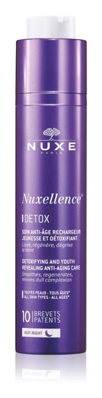 Nuxe Nuxellence razstrupljevalna pomlajevalna nega