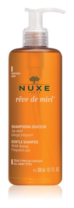 Nuxe Rêve de Miel šampon s medem