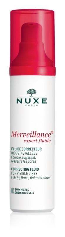 Nuxe Merveillance Expert korekčný fluid pre vyhladenie pleti a minimalizáciu pórov
