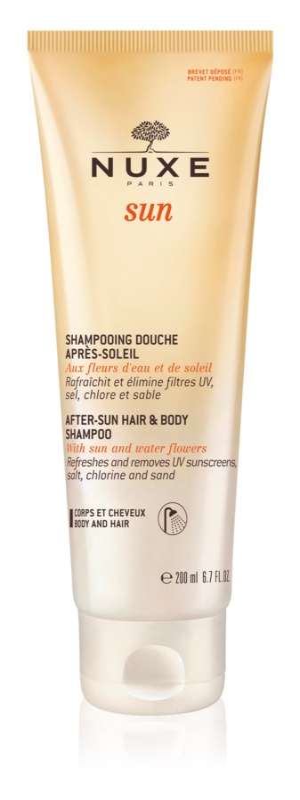 Nuxe Sun szampon po opalaniu do ciała i włosów