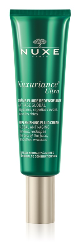 Nuxe Nuxuriance Ultra Rejuvenating Cream Fluid for Normal and Combination Skin