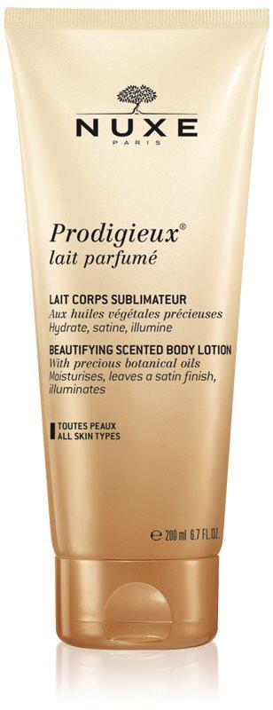 Nuxe Prodigieux lotion corps pour femme 200 ml