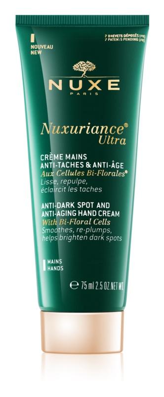 Nuxe Nuxuriance Ultra krema za roke proti staranju in pigmentnim madežem