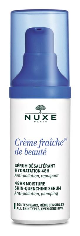 Nuxe Crème Fraîche de Beauté serum nawilżająco-kojące