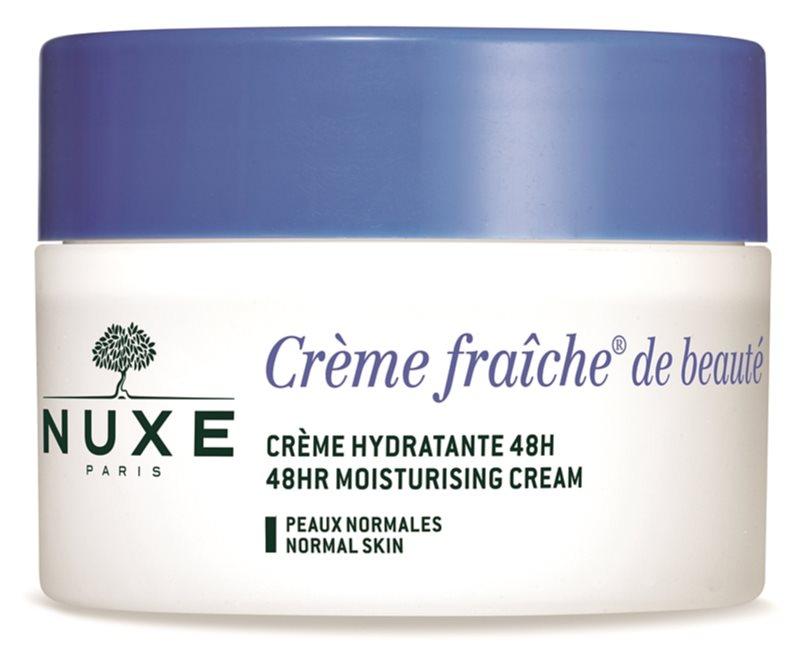 Nuxe Crème Fraîche de Beauté hydratačný krém pre normálnu pleť