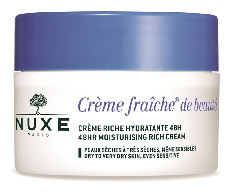 Nuxe Crème Fraîche de Beauté vlažilna in hranilna krema za suho do zelo suho kožo