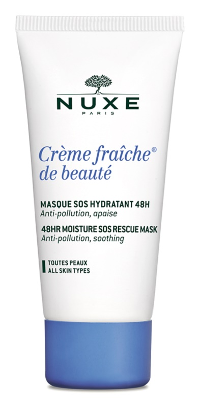 Nuxe Crème Fraîche de Beauté vlažilna maska