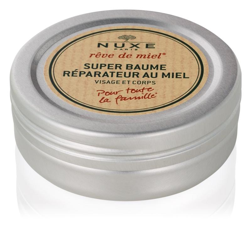 Nuxe Rêve de Miel відновлюючий бальзам з медом