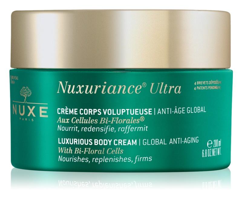 Nuxe Nuxuriance Ultra creme corporal luxuoso anti-envelhecimento