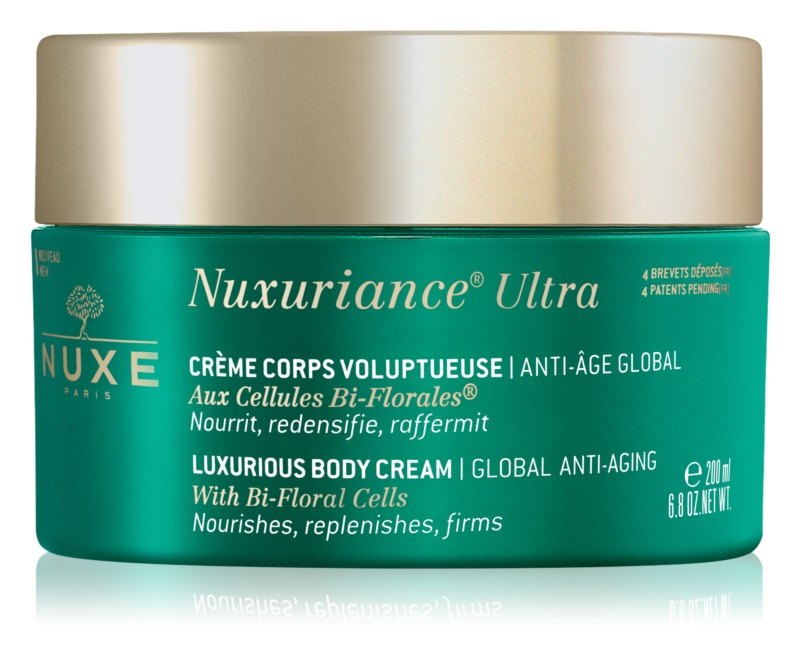 Nuxe Nuxuriance Ultra luksuzna krema za telo proti znakom staranja