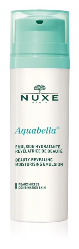 Nuxe Aquabella разкрасяваща и хидратираща емулсия за смесена кожа