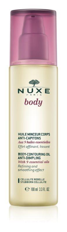 Nuxe Body aceite adelgazante contra la celulitis