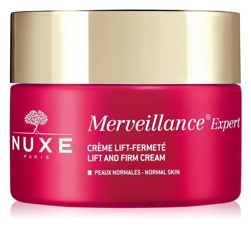 Nuxe Merveillance Expert liftingujący i ujędrniający krem na dzień do skóry normalnej