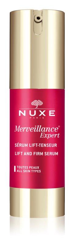 Nuxe Merveillance Expert liftingové zpevňující sérum