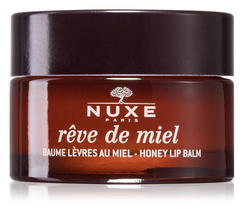 Nuxe Rêve de Miel ultra-nährender Balsam für die Lippen mit Honig