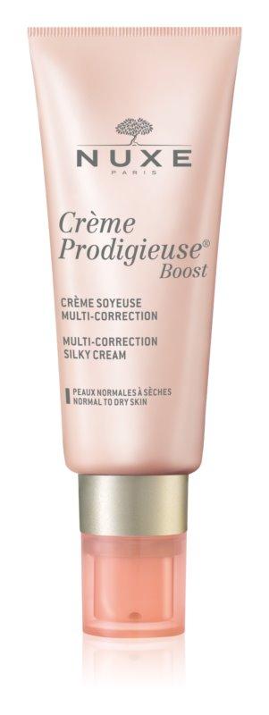 Nuxe Crème Prodigieuse Boost multi korekcijska dnevna krema za normalno do suho kožo