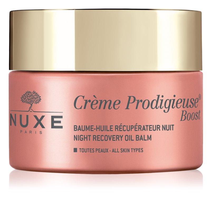 Nuxe Crème Prodigieuse Boost noční obnovující balzám s regeneračním účinkem